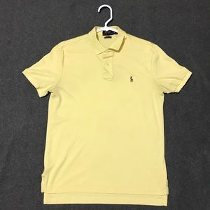 Buttery Soft & Yellow Polo Shirt
